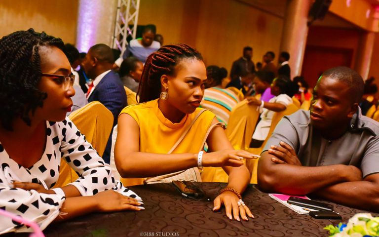 Highlights From The AYEEN 2017 Networking With The Giants Conference (1)