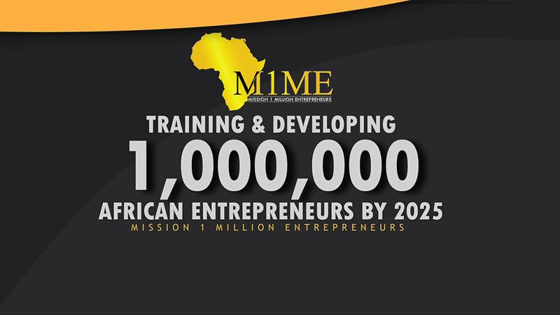 Mission 1 Nillion Entrepreneurs